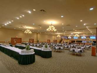 best western vernon lodge & conference centre ballroom