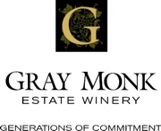gray monk estate winery okanagan centre bc logo, Okanagan Centre, BC