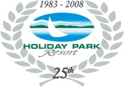 holiday park RV resort lake country, bc logo, Kelowna, BC